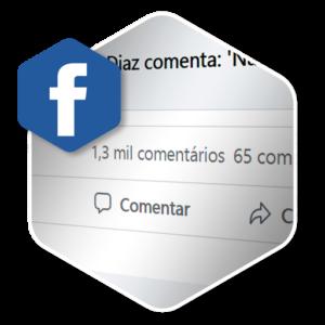 Comprar comentários Facebook
