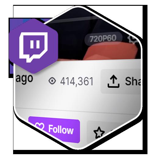 Comprar Views na Twitch