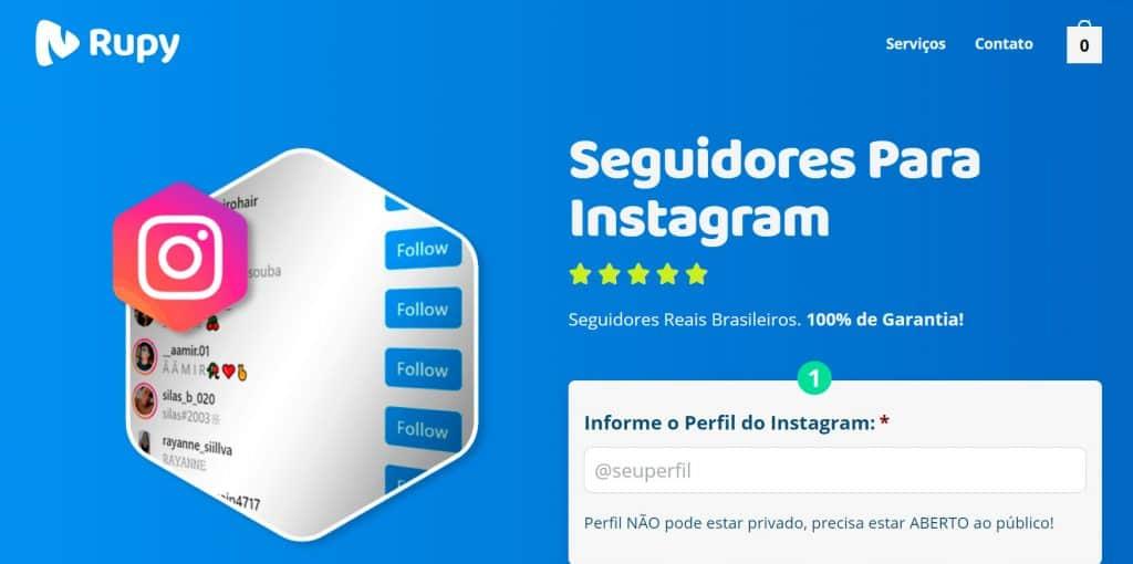 Melhor Site Para Comprar Seguidores Instagram