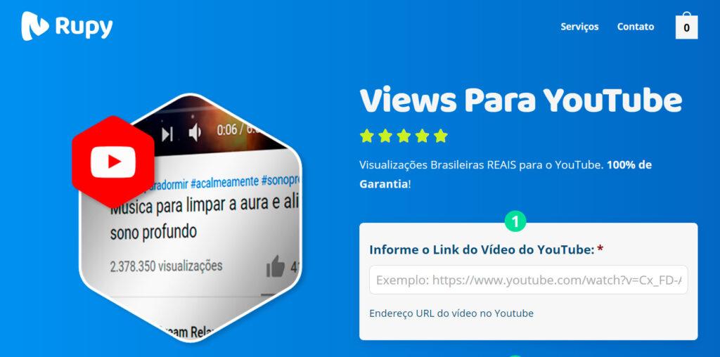 Melhor Site Para Comprar Views YouTube