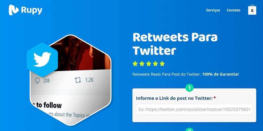 Melhor Site Para Comprar Retweets Twitter