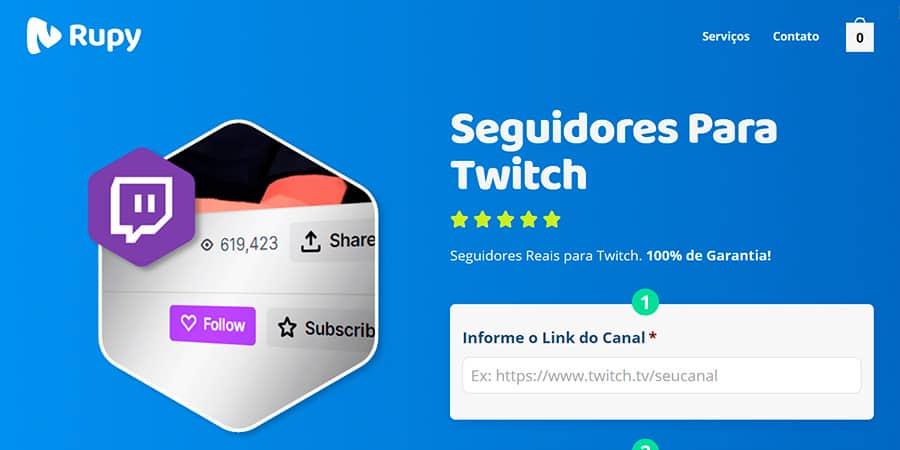 Melhor Site Para Comprar Seguidores Twitch
