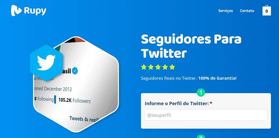 Melhor Site Para Comprar Seguidores Twitter